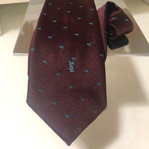 YVES SAINT LAURENT beautiful  ties